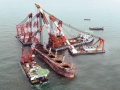 CRS bulker refloat